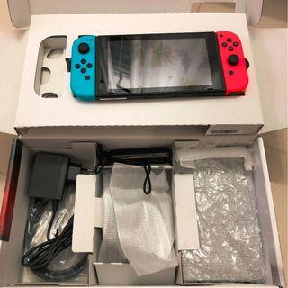 Nintendo Switch full set with box