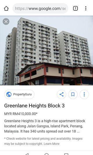 Greenlane Heights