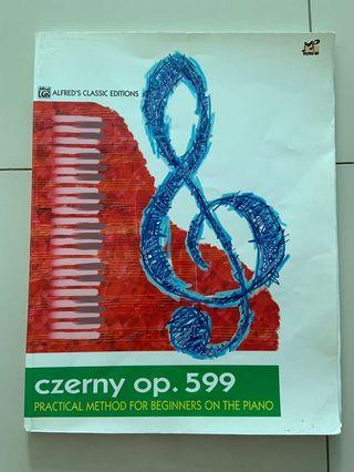 Alfred's Classic Edition - czerny op. 599