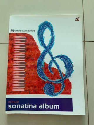 Alfred's Classic Edition - sonatina album
