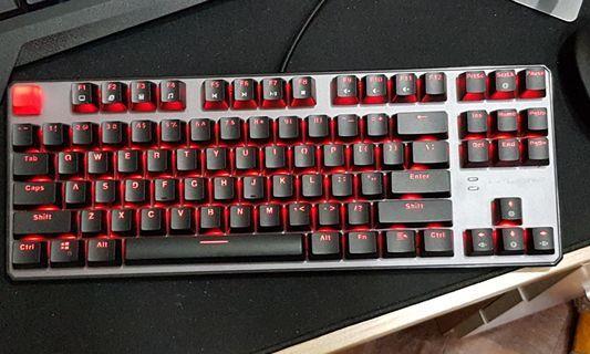 Tecware Phantom Mechanical Keyboard Blue switch