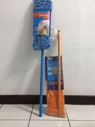 🚚 360度 平板拖/拖把 共有藍橘兩色