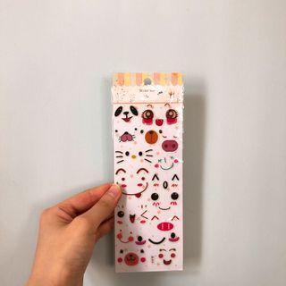 Emoji cute stickers 可愛表情符號貼紙