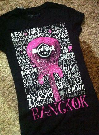 Hard Rock Tshirt Bangkok