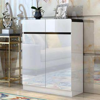 Shoe Cabinet/glossy cabinet