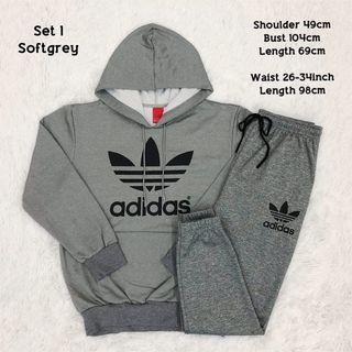 set Sweater Hoodie/jogger pants Adidas