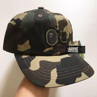 Bape X Undefeated Cap