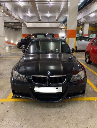 BMW 320I m package(1991cc) 2007