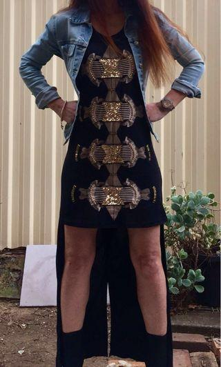 Sass & Bide dress xs-s & free shoes