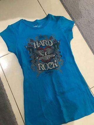 Hard Rock Tshirt Sentosa