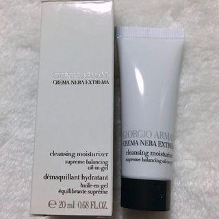 Giorgio Armani  Exrema Cleansing moisturiser 洗面乳 5 ML