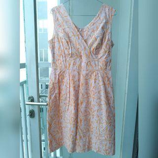 GAP Dress orange salem