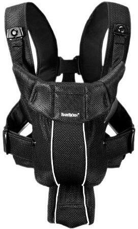 Baby Bjorn Carrier - Mesh Black
