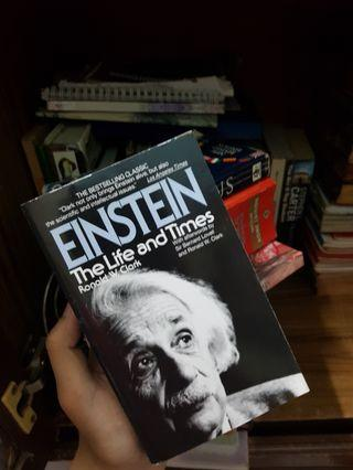 Albert Einstein The Life and Times