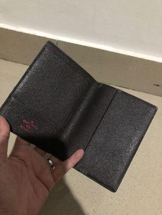 Dompet passport LV