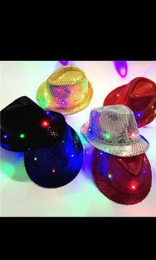 🚚 Flashling Led Light Hat