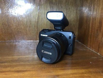 Canon EOS-M 一代 全套裝