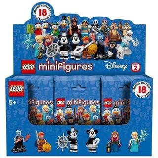 Lego Minifigures series 2