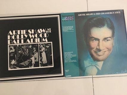 Artie Shaw Collection (LP/VINYL/RECORDS)