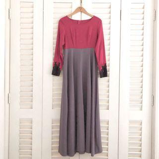 ZAWARA Alicia Lace Dress