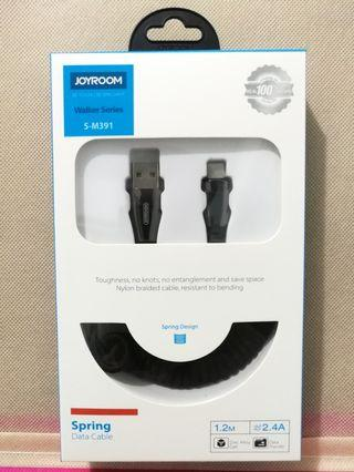 Android Type-C Cable(Spring Type)