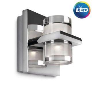 飛利浦 Roomstylers MyLiving LED 5W 玻璃壁燈 37242