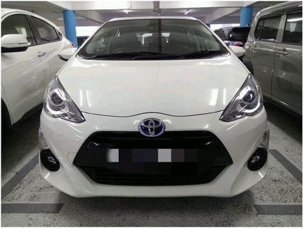 Toyota Prius 1.5 Hybrid Auto