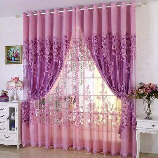 ✨ Customised Lace Curtain