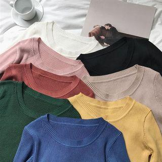 🚚 [Pre-Order] Knitted Sweater Top
