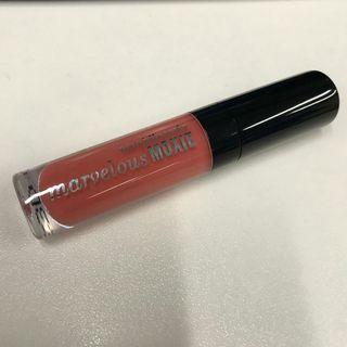 Bareminerals唇彩 marvelous MOXIE lip gloss