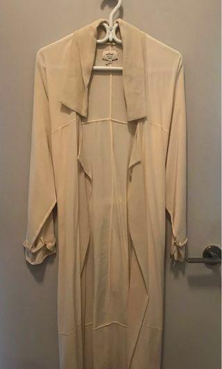 Wilfred Silk Coat