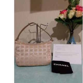 Pre owned authentic CHANEL hand bag
