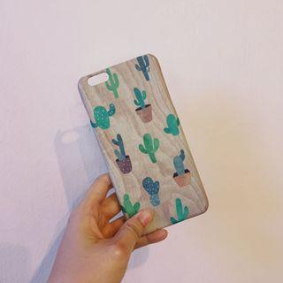 Emaley IPhone 6 Plus Cactus Phone Cover