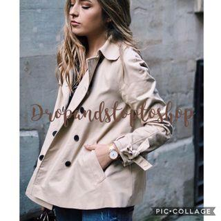 Jack wills trench coat dollyhill