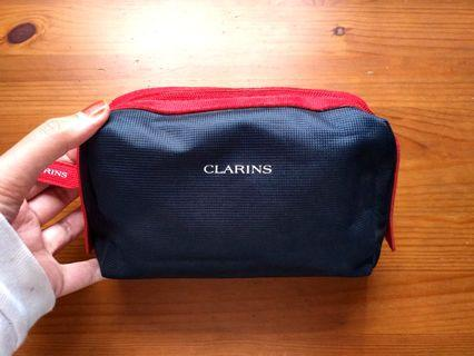 Malaysia Airlines Toiletries Bag Clarins