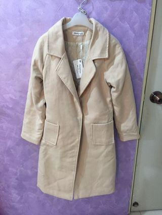 [BNWT] Trench Coat for Winter [S size]
