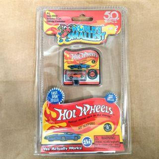 3 x Hot Wheels 50周年 50th world's smallest series 2