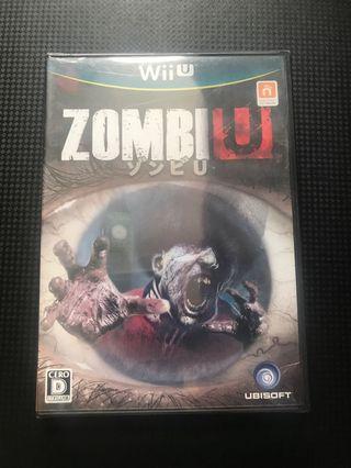Wiiu zombiU 日版