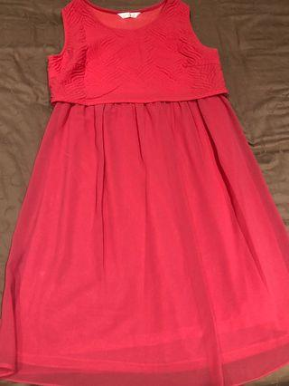 🚚 Spring Maternity Dress (M size)