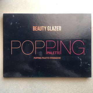 Beauty glazed popping palette