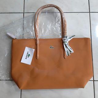 Authentic Overrun Lacoste Shoulder Bag