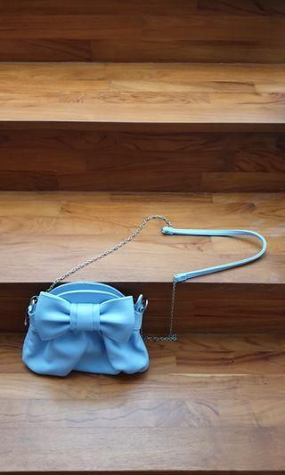 Forever New Sweet Cute Blue Sling Bag