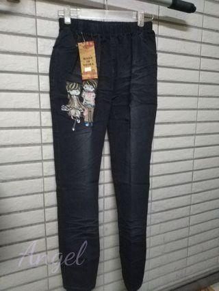 🚚 刺繡牛仔褲#半價衣服拍賣會