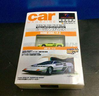 Tomica Limited 車連雜誌 (童夢.零)