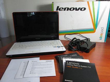 [2ND] Lenovo IdeaPad Y450