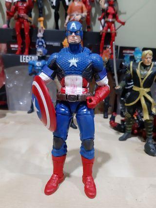 Marvel Legends CAPTAIN AMERICA Avengers Now - dc ml endgame hasbro