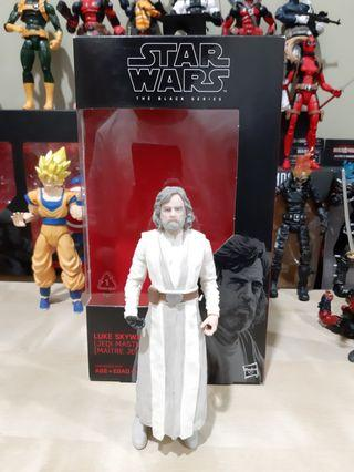 Star Wars LUKE SKYWALKER Jedi - dc marvel starwars force awakens hasbro