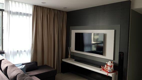 New Modern Beautifully Renovated YISHUN Condo Common room for Rent