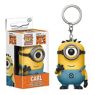Minions funko pop 鎖匙扣