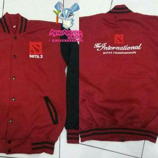Jaket Baseball Dota 2 The International